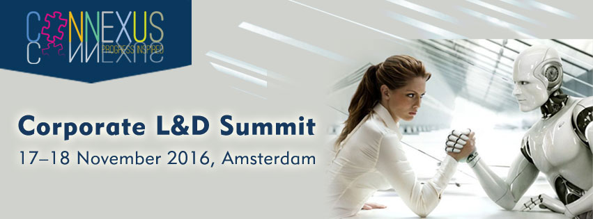 Corporate L&D Summit in Amsterdam